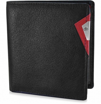my pac cruise Genuine Leather secure wallet Black  C11530-3