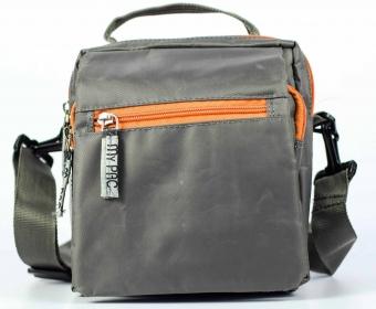 my pac ViVaa unisex waterproof Sling bag  grey C11550-26